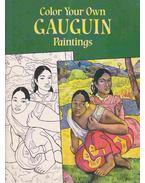 Color Your Own GAUGUIN Paintings - Marty Noble