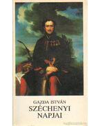 Széchelyi napjai - Gazda István