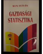 Gazdasági statisztika - Kun István