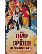 The Way of Spider - Gear, W. Michael