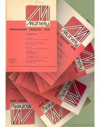 Műhely 1985. VIII. évf. (teljes) - Gecsényi Lajos