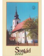 Népi díszítő művészet a sonkádi református templomban - Szabóné Varga Szidónia, Géczi Csaba