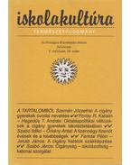 Iskolakultúra 1995/24. - Géczi János