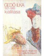 Gedő Ilka kiállítása 1921-1985 - Néray Katalin