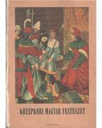 Középkori magyar festészet - Genthon István
