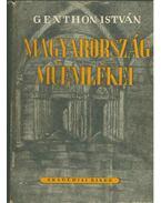 Magyarország műemlékei - Genthon István