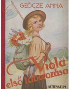 Viola első táborozása - Geőcze Anna