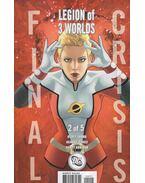 Final Crisis: Legion of Three Worlds 2. - Geoff Johns, George Perez