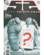52 Week Thirty-Four - Geoff Johns, Morrison, Grant, Greg Rucka, Waid, Mark