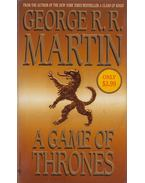 Game of Thrones - George R. R. Martin