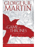 A Game of Thrones Graphic Novel I. vol. - George R. R. Martin