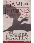 Game of Thrones - A Storm of Swords 1 - TV tie - George R. R. Martin