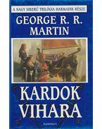 Kardok vihara - George R. R. Martin