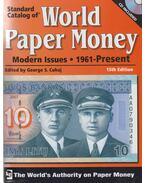 Standard Catalog of World Paper Money - George S. Cuhaj