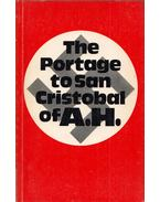 The Portage to San Cristobal of A.H. - George Steiner