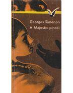 A Majestic pincéi - Georges Simenon