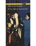 A Víg Malom táncosnője - Georges Simenon