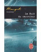 La nuit du carrefour - Georges Simenon
