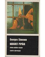 Maigret pipája / Maigret az esküdtszéken / Maigret megharagszik - Georges Simenon