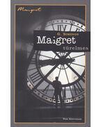Maigret türelmes - Georges Simenon