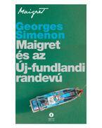 Maigret és az Új-fundlandi randevú - Georges Simenon