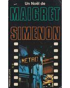 Un Noël de Maigret - Georges Simenon
