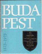 Budapest 1873/1973 (mini) - Gerelyes Ede