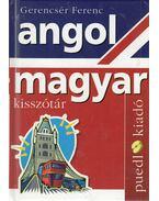 Magyar-angol, angol-magyar kisszótár - Gerencsér Ferenc