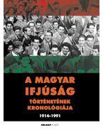 A magyar ifjúság történetének kronológiája - Gergely Ferenc