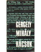Rácsok - Gergely Mihály