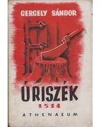 Úriszék 1514 - Gergely Sándor