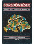 Sorsdöntések - Gerő András (szerk.)