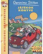Játékok könyve - Geronimo Stilton