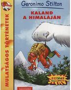 Kaland a Himaláján - Geronimo Stilton