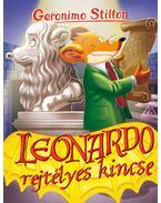 Leonardo rejtélyes kincse - Geronimo Stilton