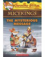 Micekings - The Mysterious Message - Geronimo Stilton
