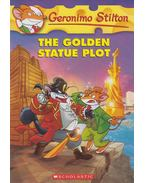The Golden Statue Plot - Geronimo Stilton