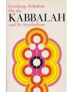 On the Kabbalah and its Symbolism - Gershom Scholem