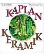 Anatoli L. Kaplan Keramik - Gertrud Heider