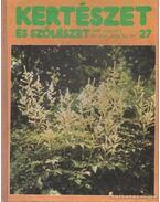 Kertészet és szőlészet 1988. július-december (37. évf.) - Gévay János