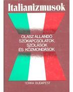 Italianizmusok - Gheno, Danilo (szerk.), Fábián Zsuzsanna