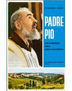 Padre Pio: Childhood and Adolescence - Gherardo Leone