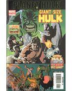 Giant-Size Hulk No. 1 - David, Peter, Pak, Greg, Lopresti, Aaron, Santacruz, Juan, Keown, Dale