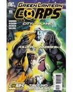 Green Lantern Corps 15. - Gibbons, Dave, Gleason, Patrick, Unzueta, Angel