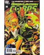 Green Lantern Corps 16. - Gibbons, Dave, Gleason, Patrick, Unzueta, Angel