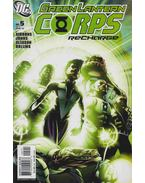 Green Lantern Corps: Recharge 5. - Gibbons, Dave, Johns, Geoff, Gleason, Patrick