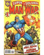 Super Soldier: Man of War 1. - Gibbons, Dave