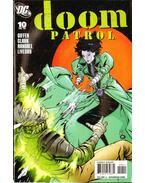 Doom Patrol 10. - Giffen, Keith, Clark, Matthew, Randall, Ron
