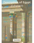 Description of Egypt (30 Postcards) - Gilles Néret