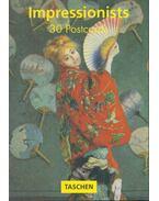 Impressionists (30 Postcards) - Gilles Néret